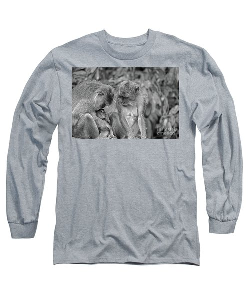 Love Long Sleeve T-Shirt by Cassandra Buckley