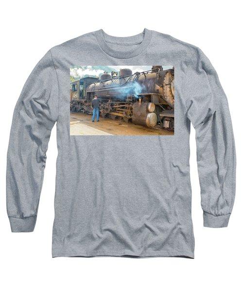 Lubing #481 Long Sleeve T-Shirt