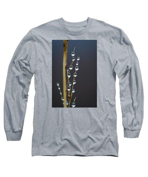 Macro Drops Long Sleeve T-Shirt by Nikki McInnes