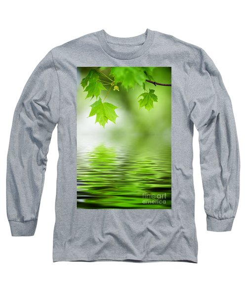 Maple Tree Long Sleeve T-Shirt
