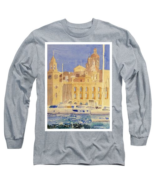 Maritime Museum Long Sleeve T-Shirt