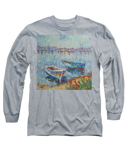 Marseille South Of France Long Sleeve T-Shirt