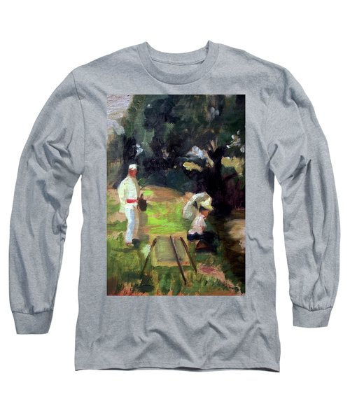 Mastercopy Long Sleeve T-Shirt