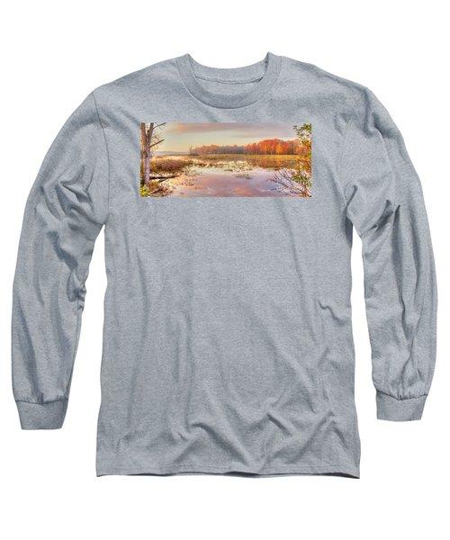 Misty Morning II Long Sleeve T-Shirt