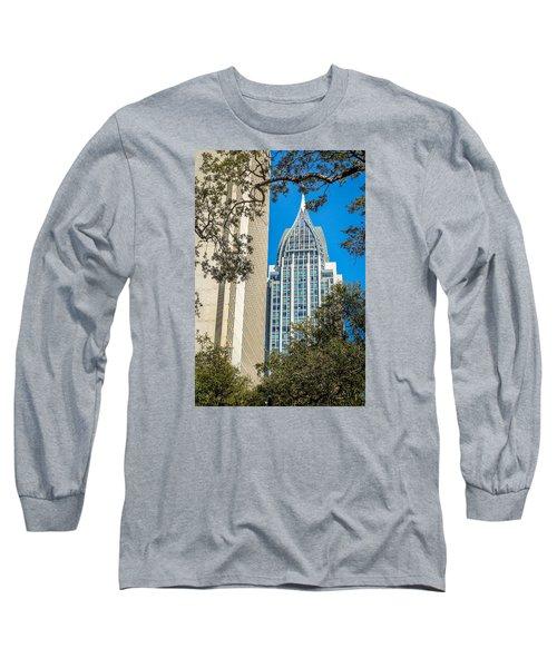 Mobile Shines Long Sleeve T-Shirt