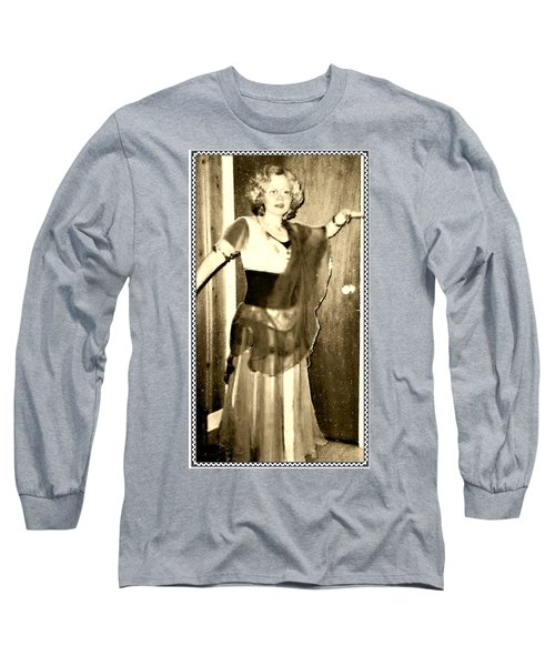Long Sleeve T-Shirt featuring the photograph Morocco by Denise Fulmer
