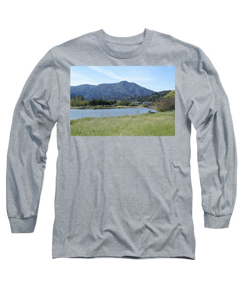 Mount Tamalpais Long Sleeve T-Shirt
