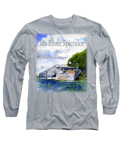Ms River Splendor Shirt Long Sleeve T-Shirt