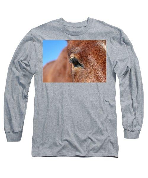 Mustang Macro Long Sleeve T-Shirt