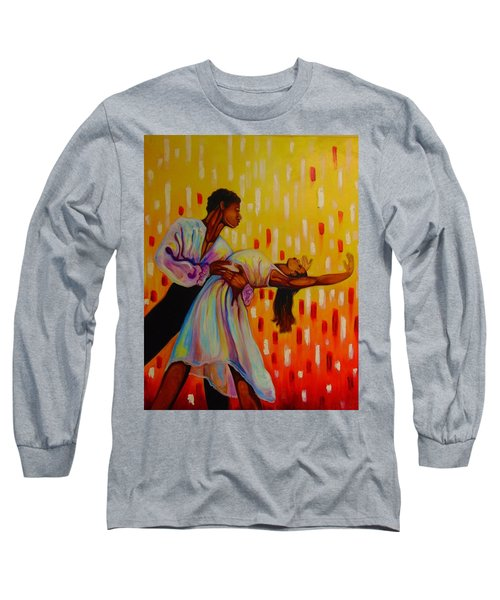 My Love Long Sleeve T-Shirt by Emery Franklin