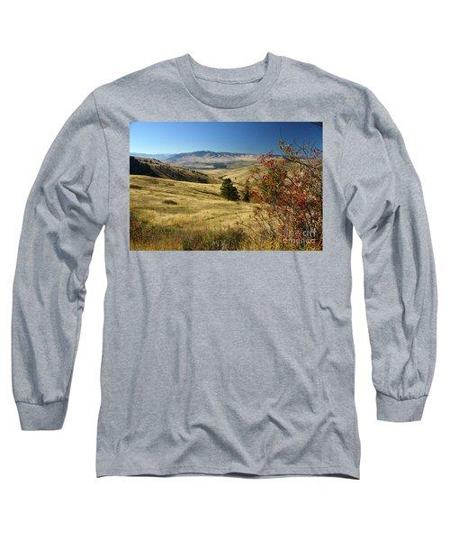National Bison Range Long Sleeve T-Shirt