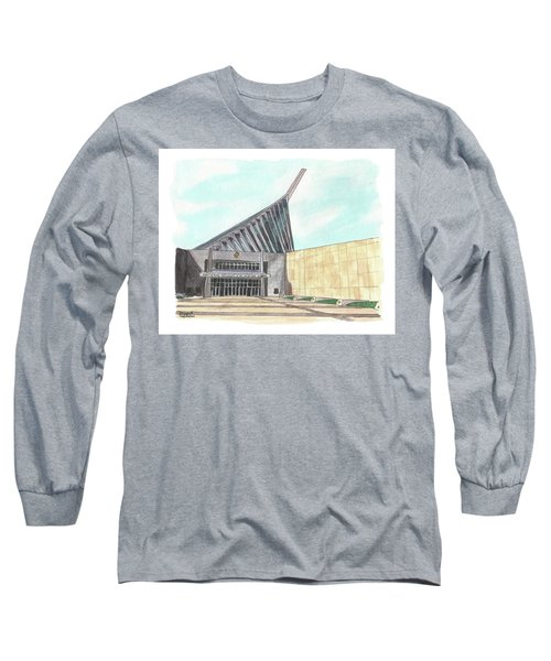 National Museum Of The Marine Corps Long Sleeve T-Shirt