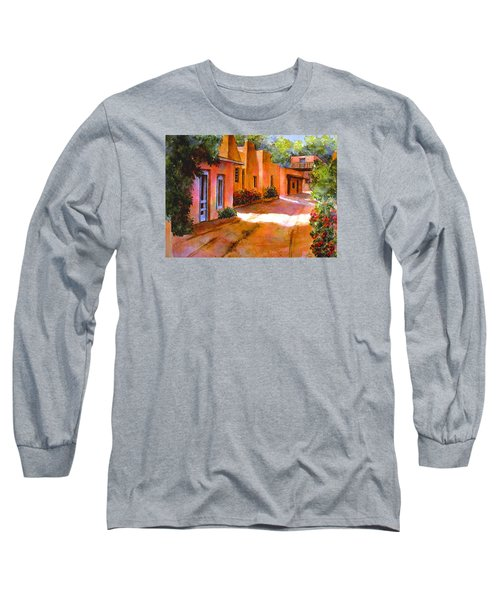 Near Canyon Road Long Sleeve T-Shirt