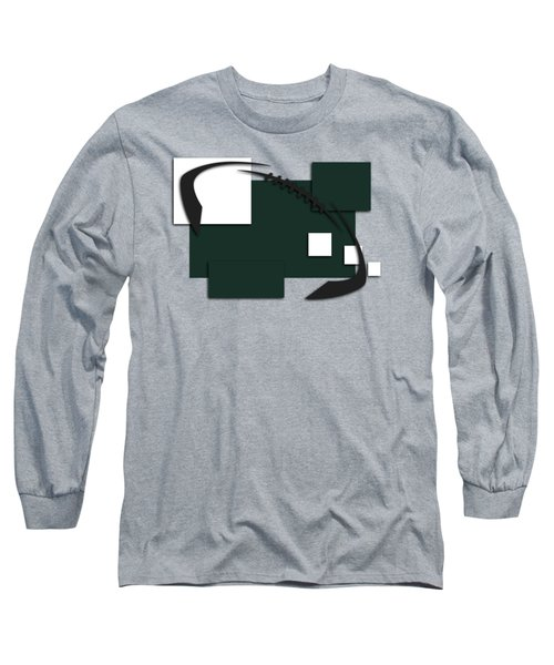 New York Jets Abstract Shirt Long Sleeve T-Shirt