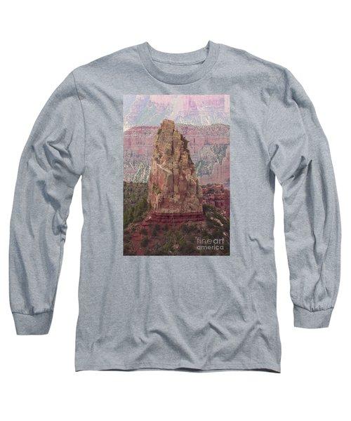 North Rim Rock  Long Sleeve T-Shirt