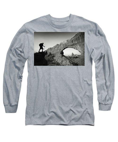 North Window Arch Long Sleeve T-Shirt