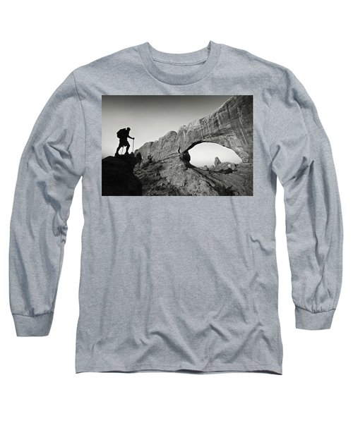 North Window Arch Long Sleeve T-Shirt