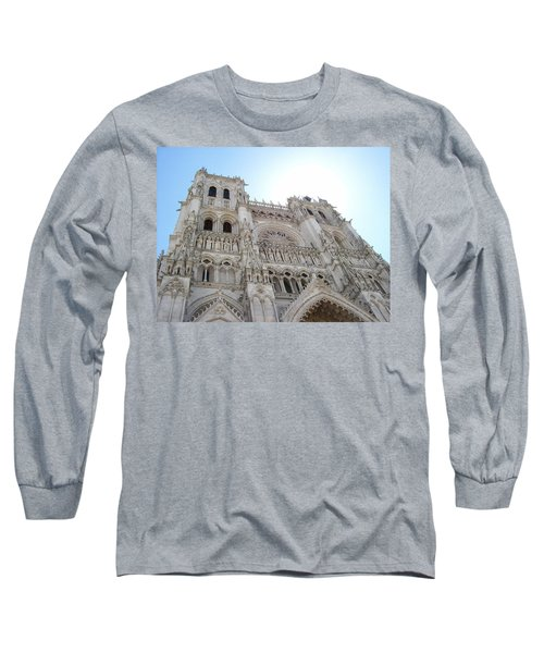 Notre-dame D'amiens Long Sleeve T-Shirt
