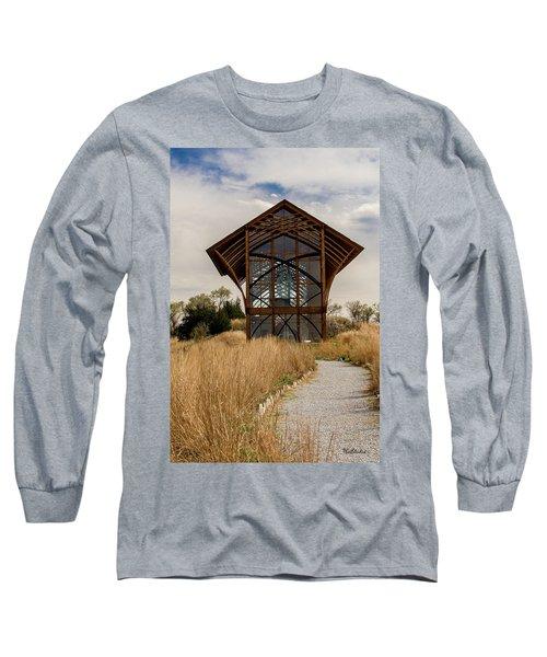 Omaha Holy Family Shrine 2 Long Sleeve T-Shirt