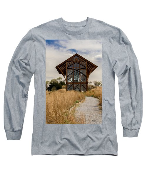 Omaha Holy Family Shrine 2 Long Sleeve T-Shirt