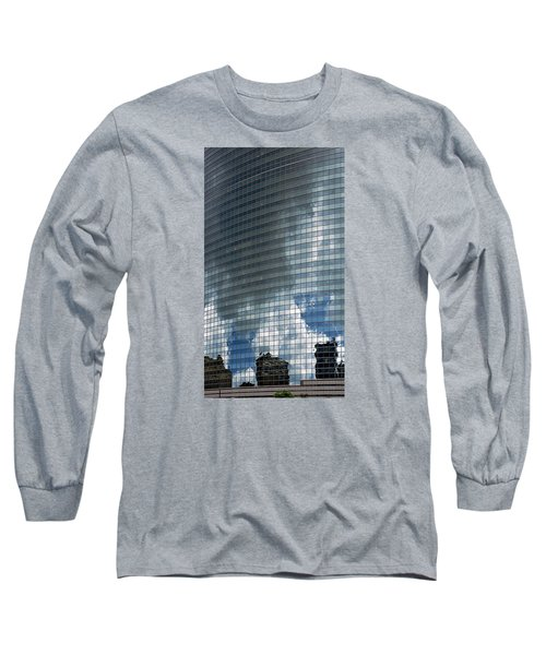 Ominous Reflection Long Sleeve T-Shirt