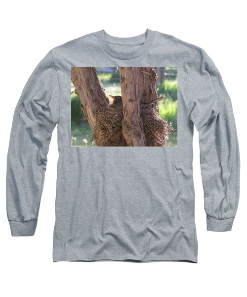 On The Nest Long Sleeve T-Shirt