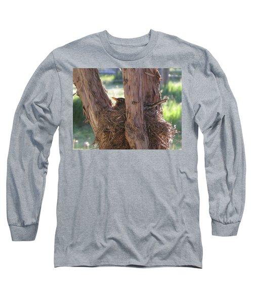 On The Nest Long Sleeve T-Shirt