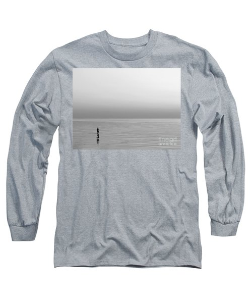 One Man Long Sleeve T-Shirt