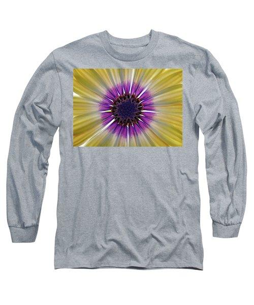 Osteospermum The Cape Daisy Long Sleeve T-Shirt