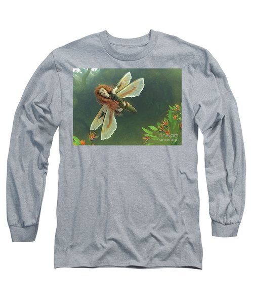 Out Of The Mist Long Sleeve T-Shirt