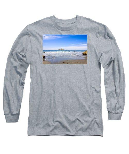 Pacific Coast California Long Sleeve T-Shirt