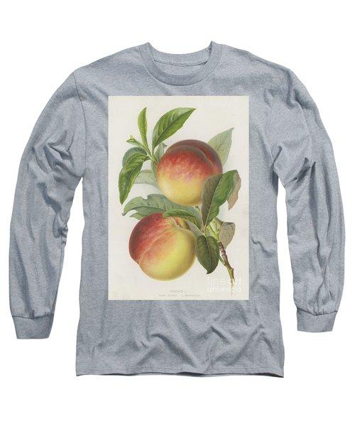 Peaches Long Sleeve T-Shirt