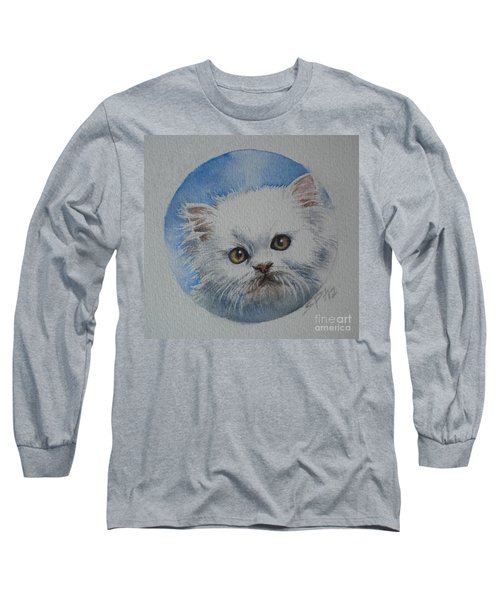 Persian Kitten Long Sleeve T-Shirt