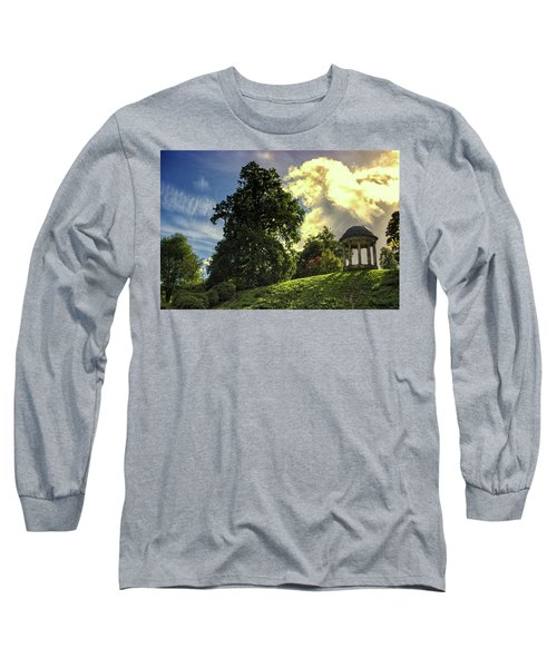 Petworth House Long Sleeve T-Shirt by Martin Newman