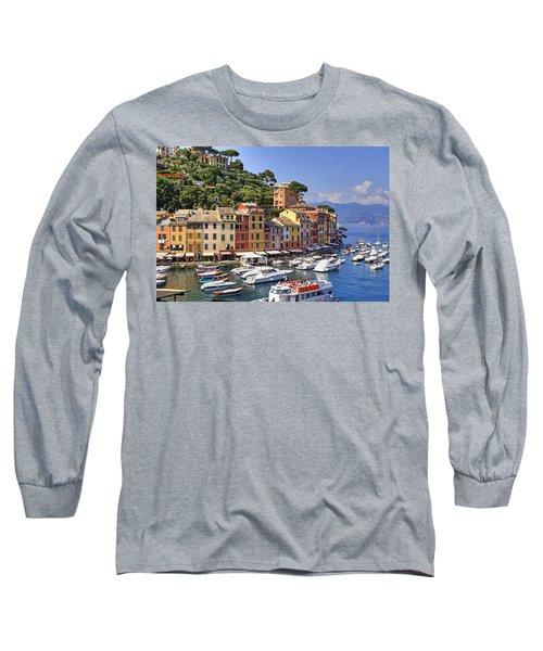 Portofino Long Sleeve T-Shirt