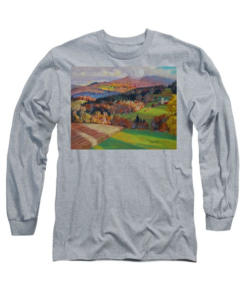 Pownel Vermont Long Sleeve T-Shirt