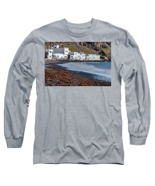 Pozo Negro - Fuerteventura Long Sleeve T-Shirt