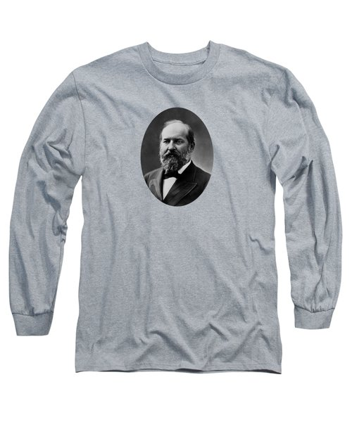 President James Garfield - Two Long Sleeve T-Shirt