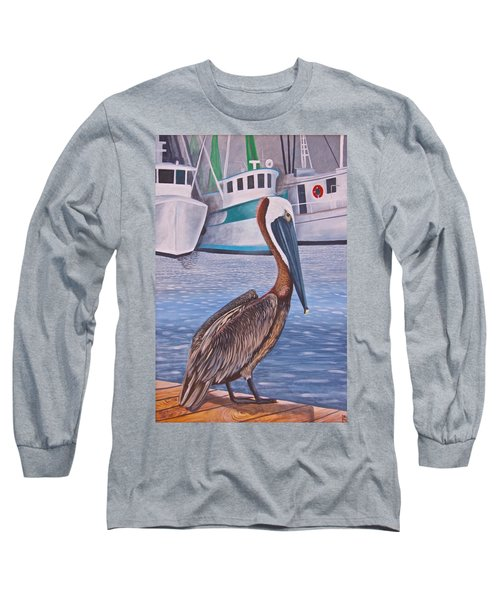 Pride Of Shem Creek Long Sleeve T-Shirt