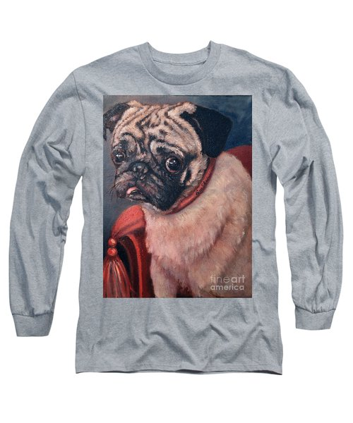 Pugsy Long Sleeve T-Shirt