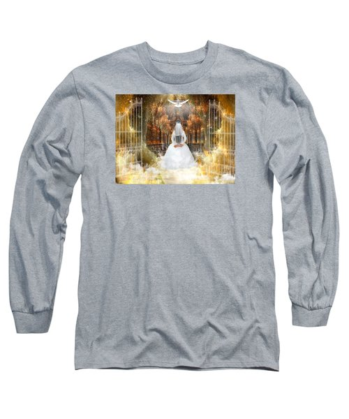 Pure Bride Long Sleeve T-Shirt