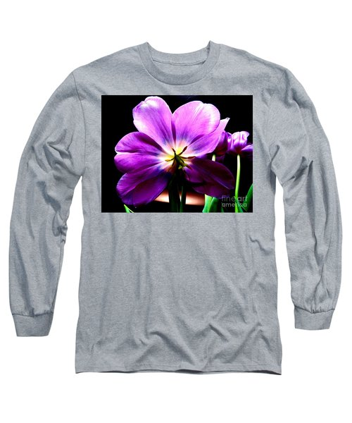 Radiance Long Sleeve T-Shirt by Tim Townsend