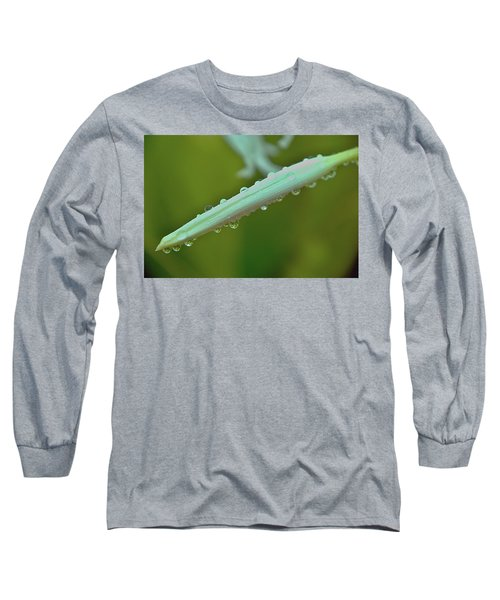 Raindrop Visioins Long Sleeve T-Shirt
