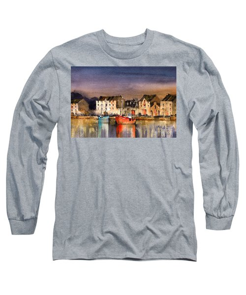 Ramelton Dusk, Donegal. Long Sleeve T-Shirt
