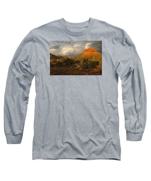 Red Rock Majesty Long Sleeve T-Shirt