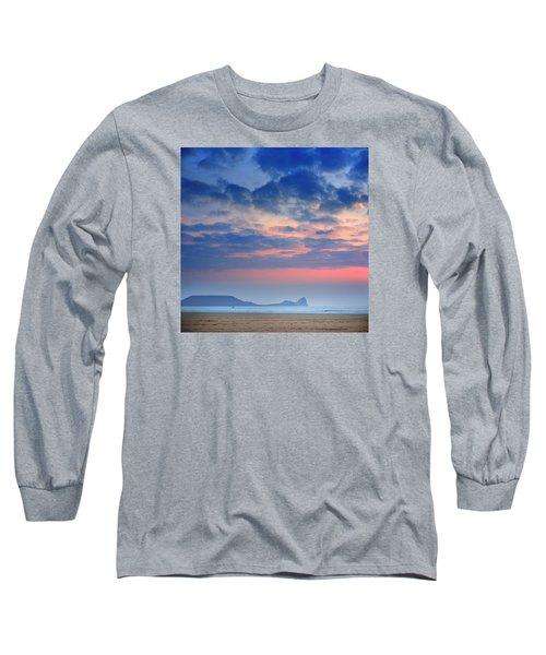 Rhosili 4 Long Sleeve T-Shirt