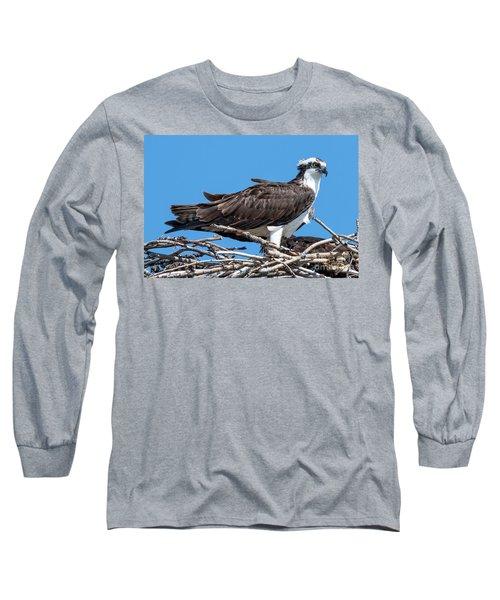 Ruffled Feathers Long Sleeve T-Shirt