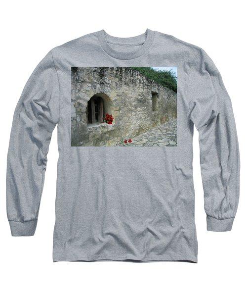San Antonio Rose Long Sleeve T-Shirt