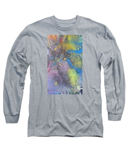 Sand Long Sleeve T-Shirt by Becky Chappell