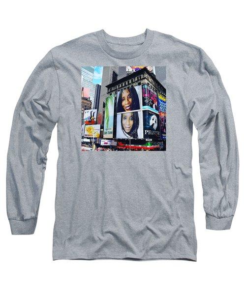 Selfies  Long Sleeve T-Shirt